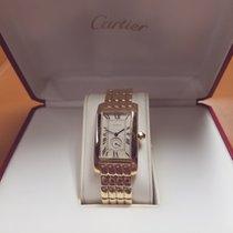 Cartier MEDIUM TANK AMERICAINE 18K YELLOW GOLD
