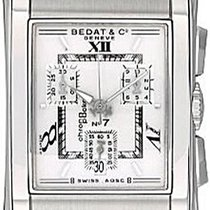 Bedat & Co No. 7 Stainless Steel Chronograh Men's...