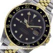 Rolex GMT Master II Stahl / Gold 16713