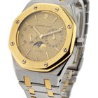 Audemars Piguet Royal Oak 36mm 2 Tone with Day Date and Moon...