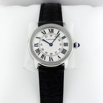 Cartier Ronde Solo Small Stainless Steel Quartz Watch