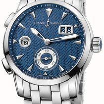 Ulysse Nardin Classic Dual Time 42 mm
