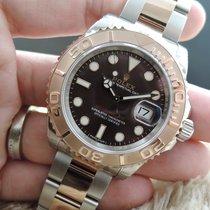 勞力士 (Rolex) YACHT MASTER 116621 SS/Everose Gold with Chocolate...