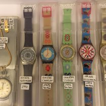 Swatch Vintage 6 piece set