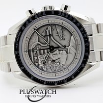 Omega Limited Edition Apollo 17 XVII NEW The Last Man on The Moon