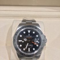 Rolex Explorer II  Stainless Steel 42mm