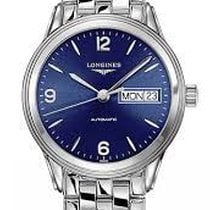 Longines Flagship 35mm Blue Dial Automatic