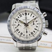 Universal Genève 890101/01 Vintage Aero Compax on UG Bracelet...