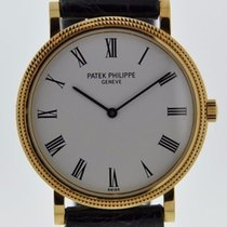 Patek Philippe 5120J - CALATRAVA  BOX & PAPERS - 2 YR...