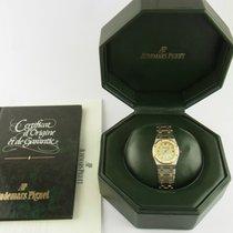 Audemars Piguet Royal Oak Lady Damenuhr Quartz Stahl/gold Box...