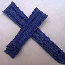 Baume & Mercier Cinturino Transpacific Squalo Blu Lapis