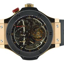 Hublot Bigger Bang Tourbillon Limited 18K Rose Gold