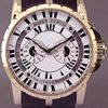 Roger Dubuis EXCALIBUR TRIPLE TIMEZONE ROSE GOLD 28ex