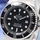 Rolex Sea-Dweller Deepsea 44mm Mens Diver Watch Black Face NEW