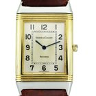 Jaeger-LeCoultre Reverso Two Tone Mens Watch