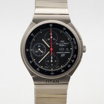 IWC Porsche Design Chronograph Titanium
