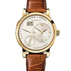 A. Lange & Söhne Lange 1 Daymatic Automatic in Yellow Gold