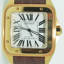 Cartier 100 Yellow Gold XL Watch W20108y1