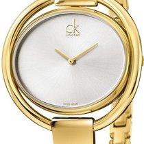 ck Calvin Klein Impetuous K4F2N516 Damenarmbanduhr Schmuckband
