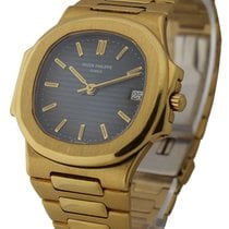 Patek Philippe 3800/1J_varianit Yellow Gold Nautilus - Mens...