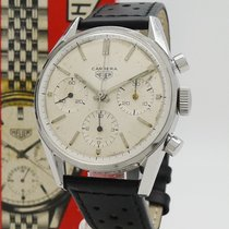 Heuer Vintage Carrera 2447S first execution 1964 boxed &...