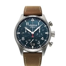 Alpina Startimer Collection Startimer Pilot Chronograph Big...