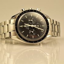 Omega Speedmaster Professional Moonwatch - Stahl am Stahlarmband