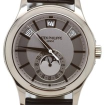 Patek Philippe 5205 G Annual Calender 18ct white gold