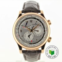 Jaeger-LeCoultre Master World Geographic LE