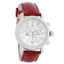 Michele CSX 36 Diamond Ladies MOP Quartz Watch MWW03M000124