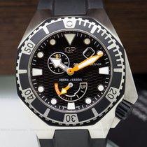 Girard Perregaux 49960-19-631-FK6A Sea Hawk SS / Rubber (25883)
