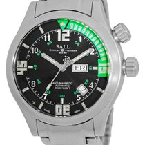 """Ball Watch Co. """"Engineer Master II Diver"""" Anti-Magnetic."""