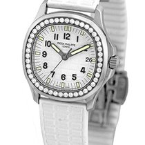 Patek Philippe Lady's Stainless Steel  Ref # 5067 A...