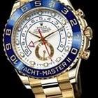 Rolex Yellow Gold Yachmaster II 116688