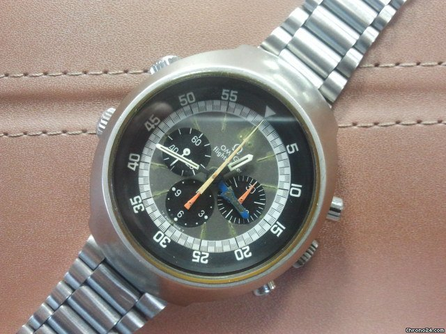 Omega Flightmaster 1970&amp;#39;s 145.036 caliber 911