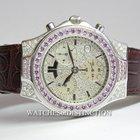 Technomarine 18ct White Gold Diva Chronograph.