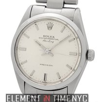 Rolex Air-King Precision Stainless Steel T Swiss Dial Circa...
