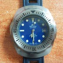 Philip Watch caribbean 3000 professional turtle quartz rare