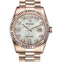 勞力士 (Rolex) Day-Date 36 118235-MOPDP White Mother of Pearl...