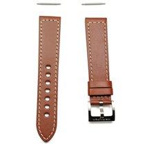 Hamilton Correa Khaki piel marrón con hebilla acero 20mm...