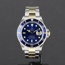 Rolex Submariner Date Or / Acier
