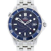 Omega James Bond 007 2226.80.00 Seamaster Stainless Steel Watch