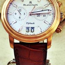 Blancpain Leman Grand Date Flyback Mens Watch 2885F-36B42-53B