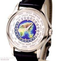 Patek Philippe World Time Enamel Cloisonee Dial Ref-5131G 18k...