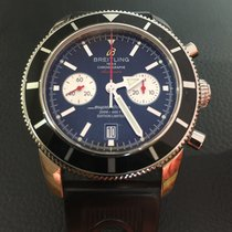 Breitling Superocean stainless steel limited edition 1000 pieces