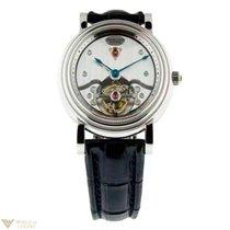 Parmigiani Fleurier Toric Tourbillon Platinum Men's Watch