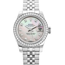 Rolex Watch Datejust Lady 179384