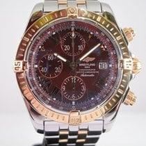 Breitling Chronomat Evolution 18ct Rose Gold/Steel