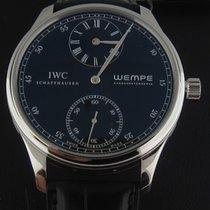 IWC Platinum Regulateur WEMPE EDITION IW5443