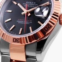 Rolex 18K RG/SS Datejust Turn-O-Graph 116261